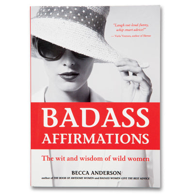 Badass Affirmations Book