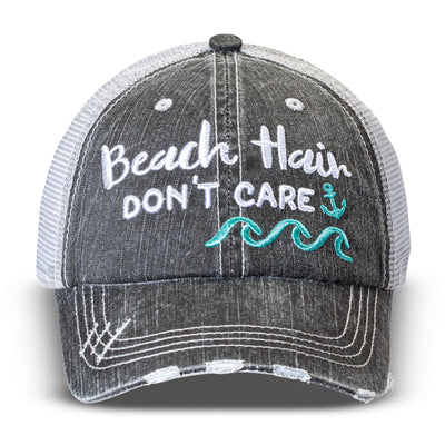 Beach Hair Hat
