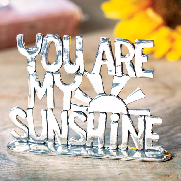 You Are My Sunshine Plaque