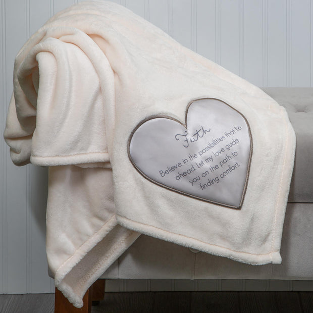Faith Comfort Blanket