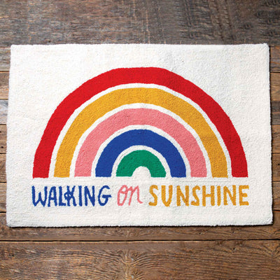 Walking on Sunshine Rug