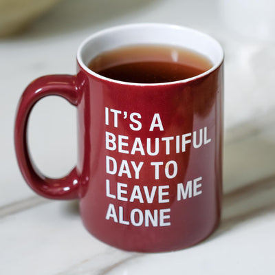 It's a Beautiful Day Mug
