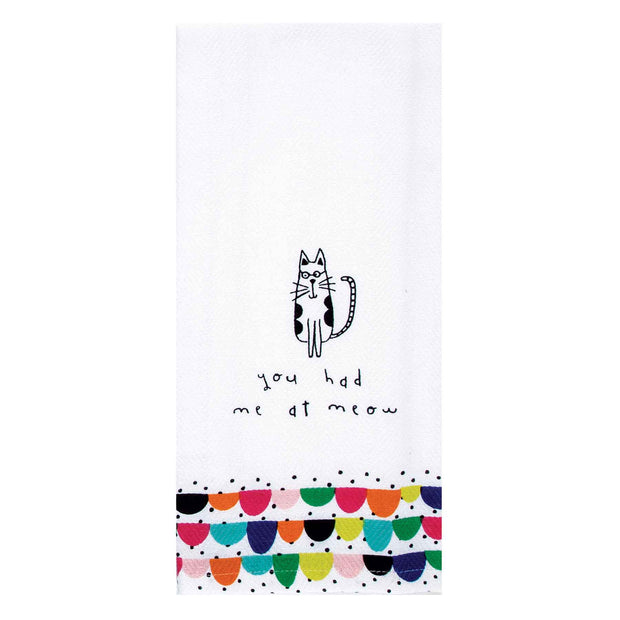 Cat Tea Towel Set
