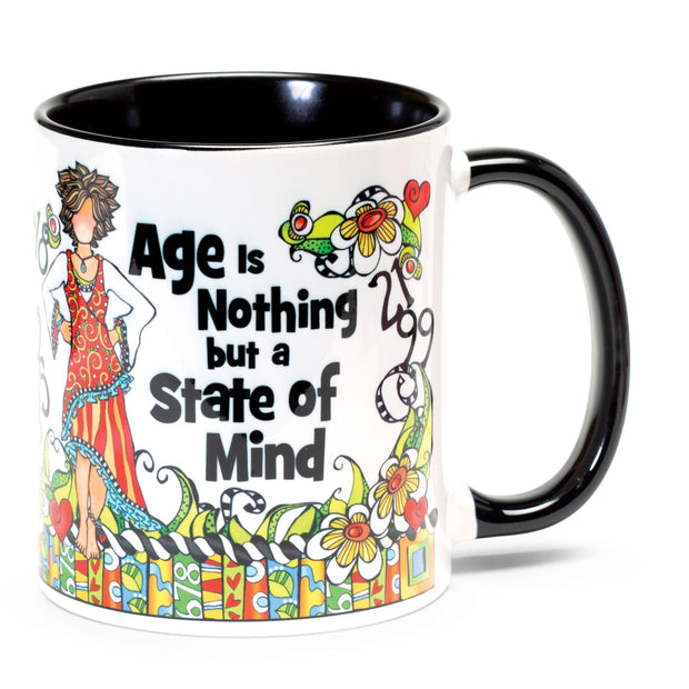 Age is Nothing Mug