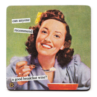 Anne Taintor Wine Magnet Set