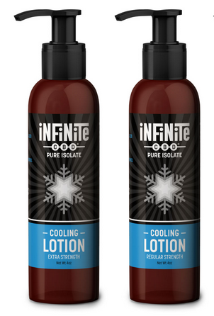 Infinite CBD Freezing Point Cream