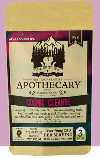 Cosmic Cleanse Tea