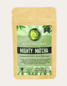 Mighty Matcha Tea