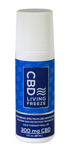 Load image into Gallery viewer, CBD Living Muscle Freeze