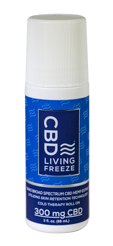 CBD Living Muscle Freeze