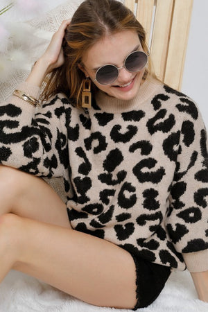 The Amigas Cheetahs Top - Ny Texas Style Boutique
