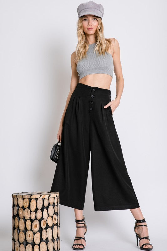 The Kendall Black Pant - Ny Texas Style Boutique
