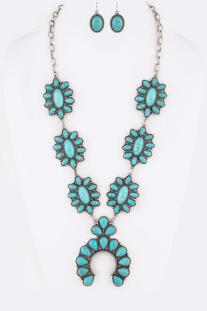 The Slow Burn Necklace - Ny Texas Style Boutique