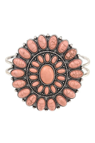 The Tiffany Cuff (Pink) - Ny Texas Style Boutique