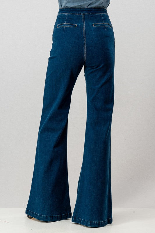 The Wynette Jeans - Ny Texas Style Boutique