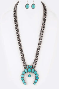 The Dime Store Cowgirl Necklace - Ny Texas Style Boutique
