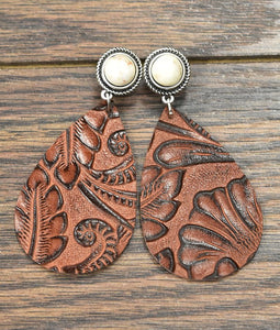 The Lee Ann Earrings - Ny Texas Style Boutique
