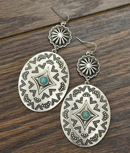 The Mabank Earrings - Ny Texas Style Boutique