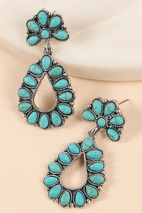 The Boho Betty Earrings - Ny Texas Style Boutique