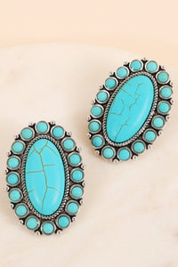 The Apache Earrings - Ny Texas Style Boutique