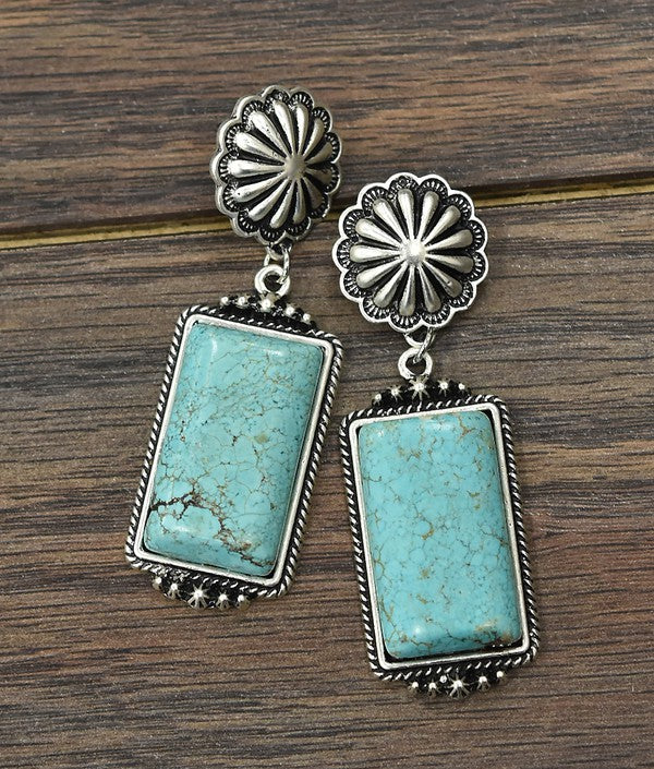 The Waller Earrings - Ny Texas Style Boutique