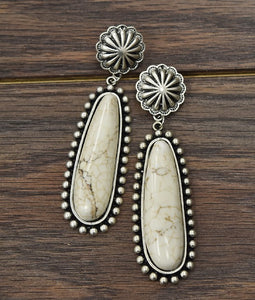 The Mia Earrings - Ny Texas Style Boutique
