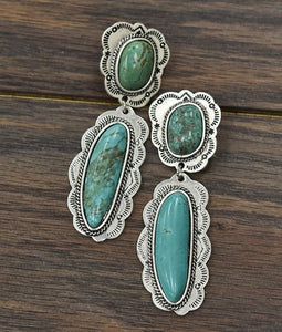 The Boerne Earrings - Ny Texas Style Boutique