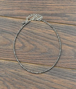 The Leander Necklace/Chocker - Ny Texas Style Boutique
