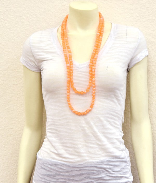 The Leah Necklace - Ny Texas Style Boutique