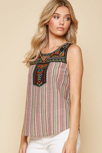 The Emmylou Top - Ny Texas Style Boutique
