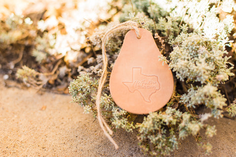 Leather Scent Hanger - Ny Texas Style Boutique