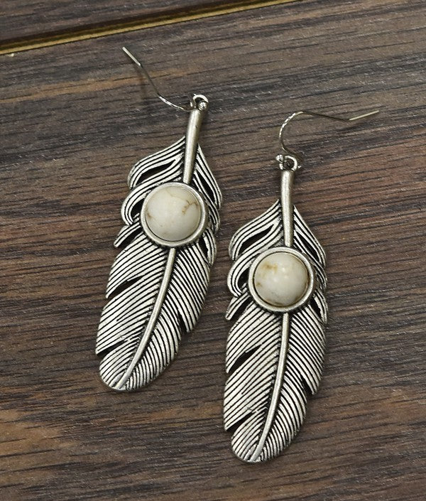 The Tahoka Earrings - Ny Texas Style Boutique