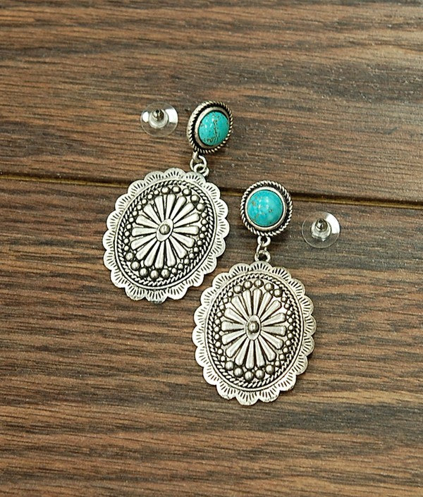 The Lady May Earrings - Ny Texas Style Boutique