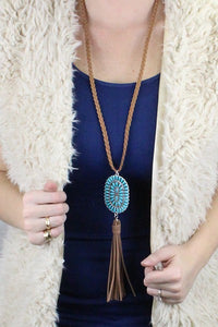 The Good Lord Lorrie Necklace - Ny Texas Style Boutique