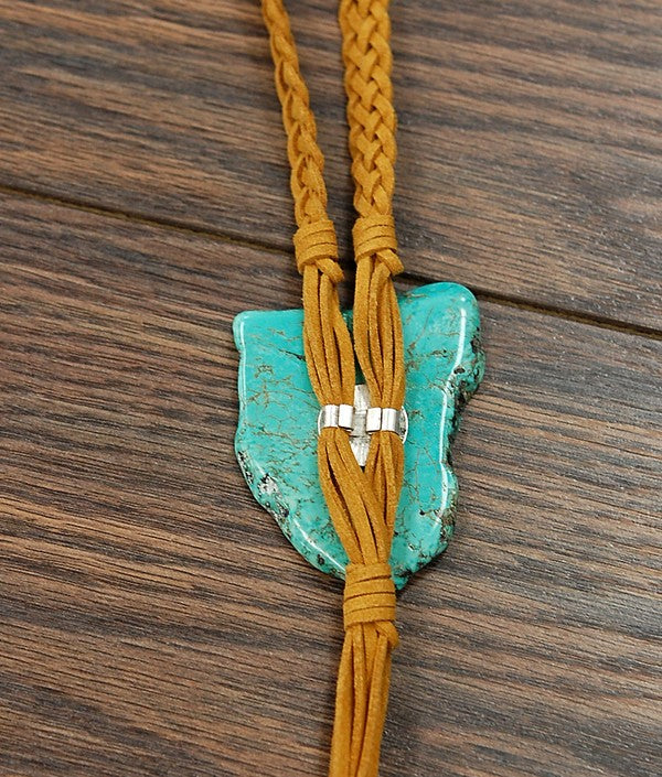 The Run Wild Horses Bolo - Ny Texas Style Boutique