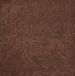 The Chocolate Jacquard Wild Rag - Ny Texas Style Boutique