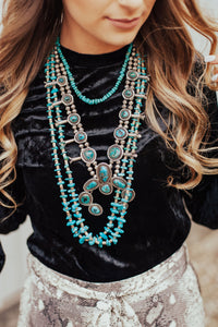 Olivia Necklace - Ny Texas Style Boutique