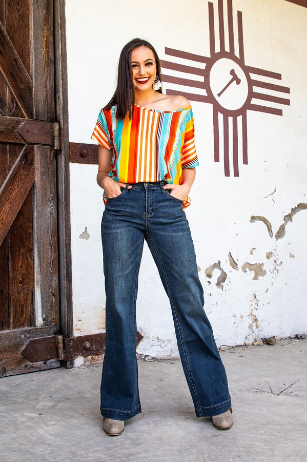 The Trouser Boot-Cut Jeans - Ny Texas Style Boutique