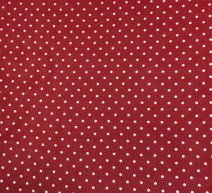 The Red Cowboy Polka Dot Wild Rag - Ny Texas Style Boutique