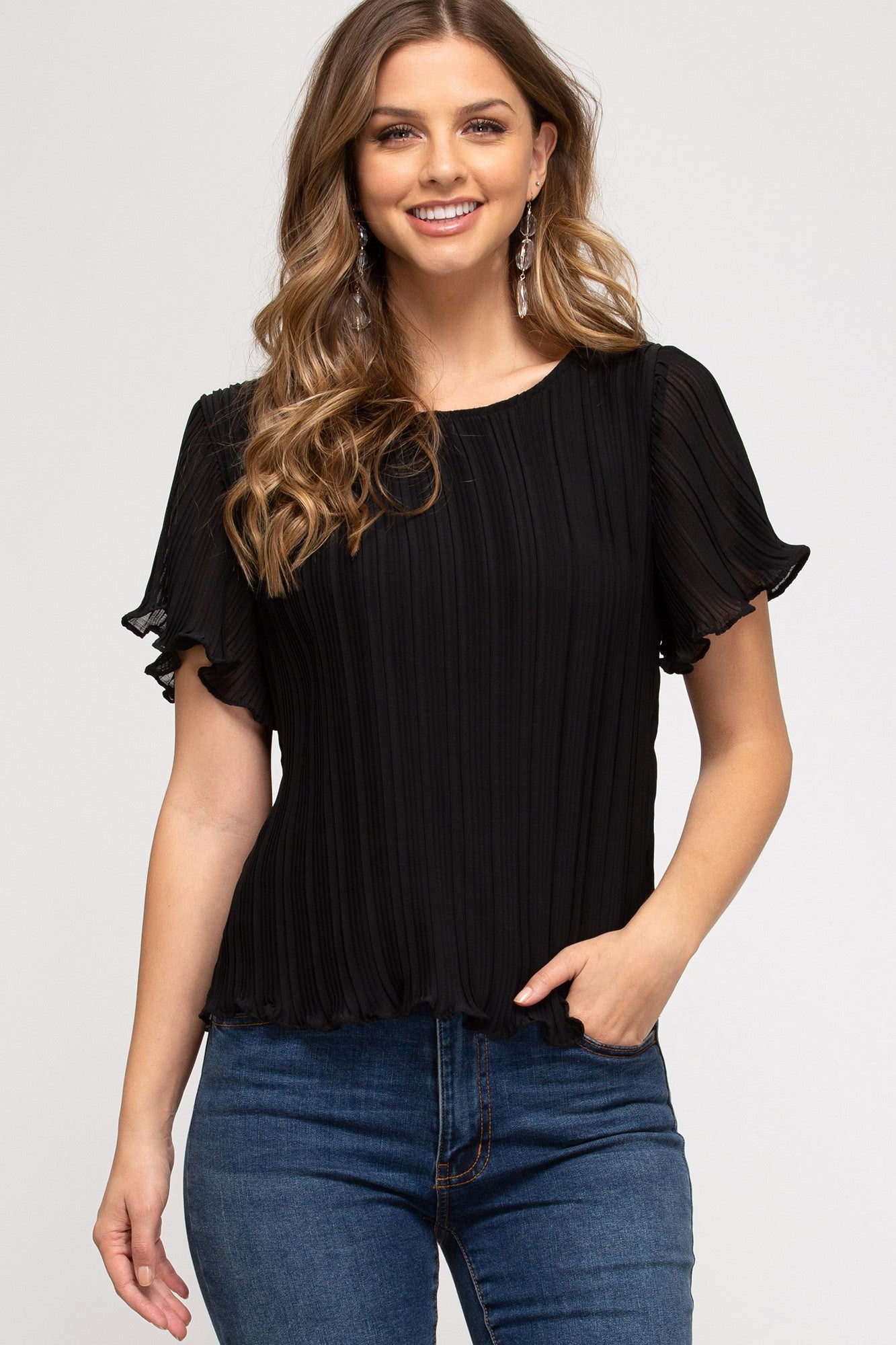 The 9 to 5 Black Top
