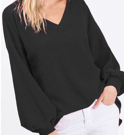 The Kaycee Sweater - Ny Texas Style Boutique
