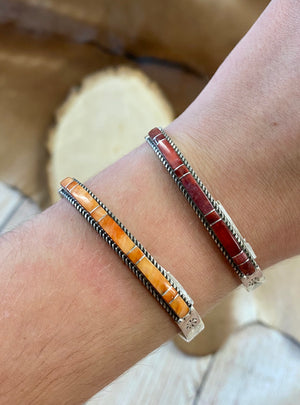 The Thin Stacker Cuff's