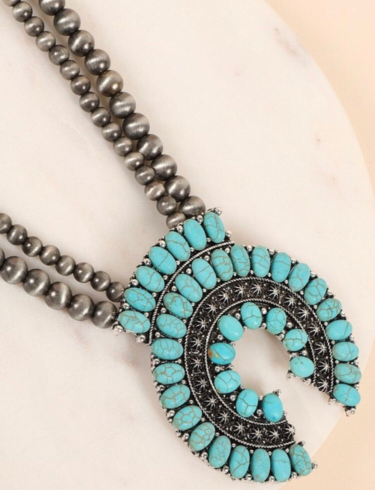 The Adelyn Necklace - Ny Texas Style Boutique