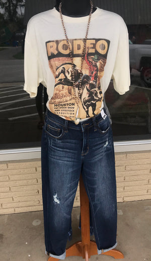 Houston Rodeo Tee - Ny Texas Style Boutique