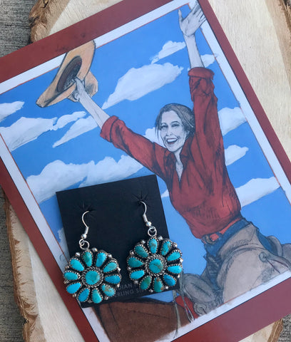 The Leslie Earrings - Ny Texas Style Boutique