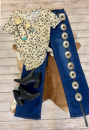 The Sterling Concho Belt - Ny Texas Style Boutique
