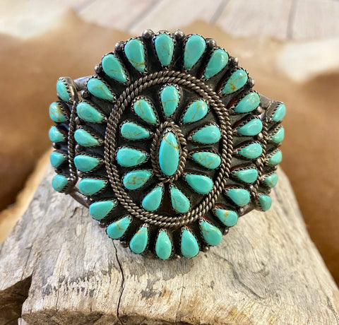 The Lilian Cuff - Ny Texas Style Boutique