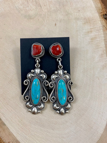 The Teresa Earrings - Ny Texas Style Boutique