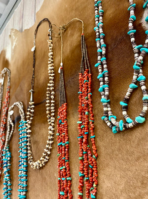 The Ragin' Cowboy Necklace - Ny Texas Style Boutique