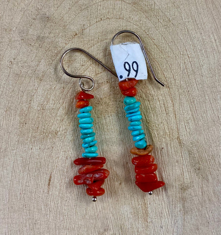 The Eli Earrings - Ny Texas Style Boutique